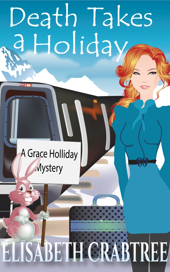 Death takes a holiday new cover
