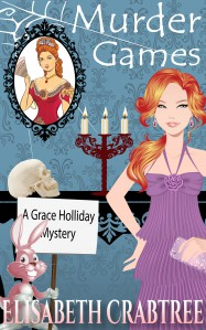 Murder Games (A Grace Holliday Cozy Mystery)